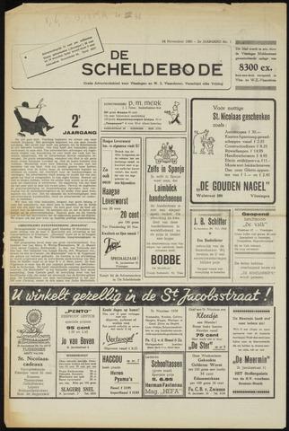 Scheldebode 1950-11-24