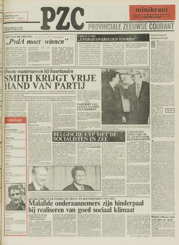 Provinciale Zeeuwse Courant 1977-04-19