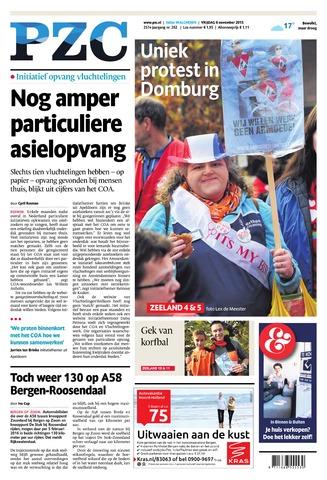 Provinciale Zeeuwse Courant 2015-11-06