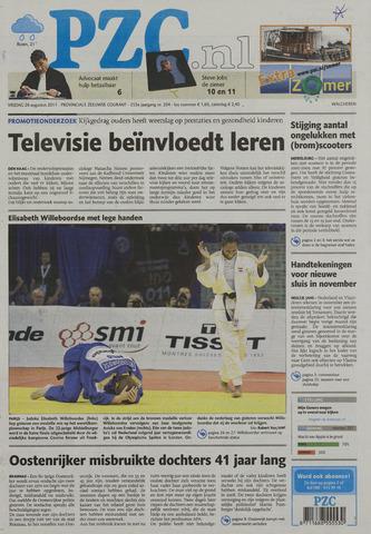 Provinciale Zeeuwse Courant 2011-08-26