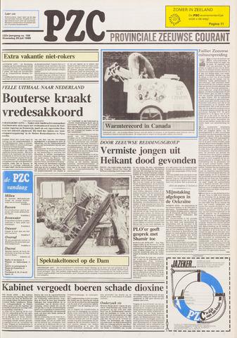 Provinciale Zeeuwse Courant 1989-07-26