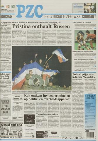 Provinciale Zeeuwse Courant 1999-06-12