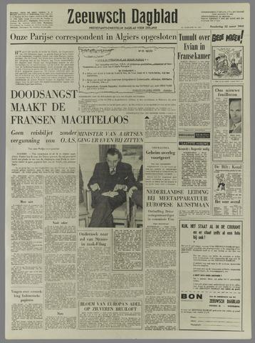 Zeeuwsch Dagblad 1962-03-22