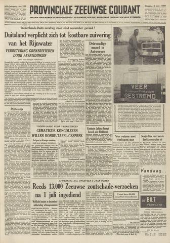 Provinciale Zeeuwse Courant 1959-11-03