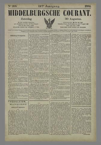 Middelburgsche Courant 1884-08-30