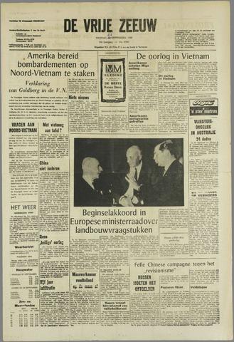 de Vrije Zeeuw 1966-09-23