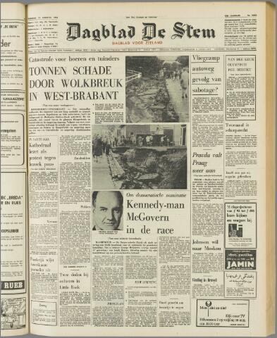 de Stem 1968-08-12
