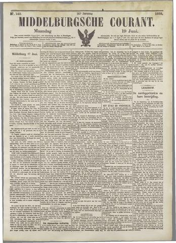 Middelburgsche Courant 1899-06-19