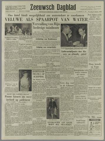Zeeuwsch Dagblad 1958-10-08