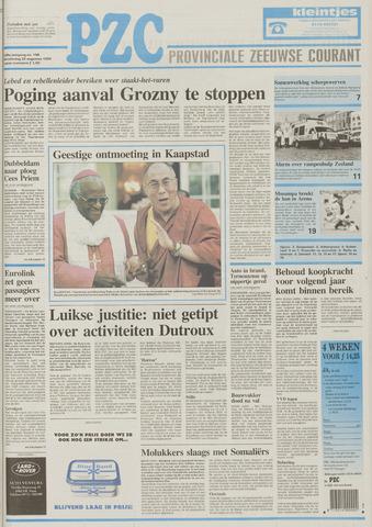 Provinciale Zeeuwse Courant 1996-08-22