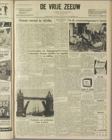 de Vrije Zeeuw 1962-09-29