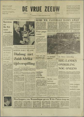 de Vrije Zeeuw 1971-06-22