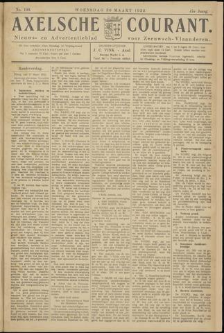 Axelsche Courant 1932-03-30