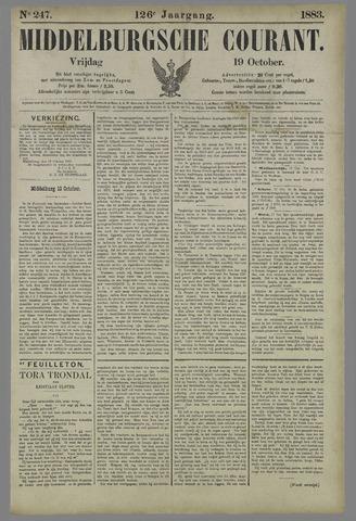 Middelburgsche Courant 1883-10-19