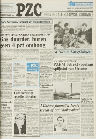 Provinciale Zeeuwse Courant 1983-10-14