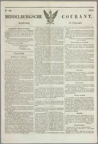 Middelburgsche Courant 1871-02-16