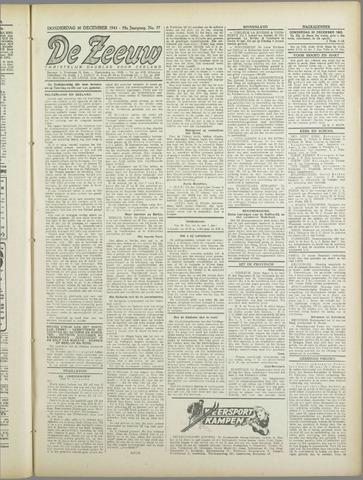 De Zeeuw. Christelijk-historisch nieuwsblad voor Zeeland 1943-12-30