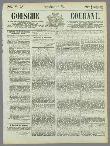Goessche Courant 1893-05-16