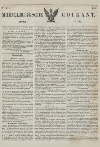 Middelburgsche Courant 1866-07-17