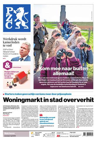 Provinciale Zeeuwse Courant 2018-04-11