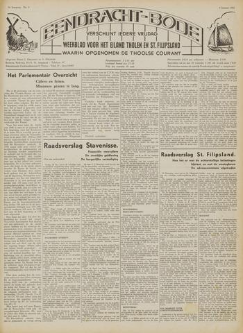 Eendrachtbode (1945-heden)/Mededeelingenblad voor het eiland Tholen (1944/45) 1952