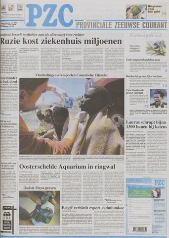 Provinciale Zeeuwse Courant 2004-05-11