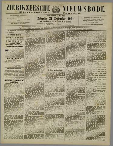 Zierikzeesche Nieuwsbode 1901-09-21