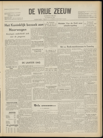 de Vrije Zeeuw 1953-05-09