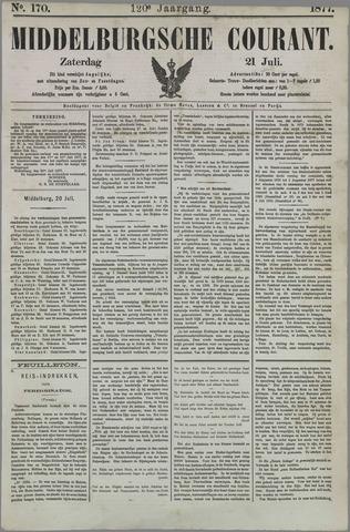 Middelburgsche Courant 1877-07-21