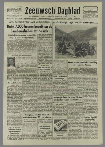 Zeeuwsch Dagblad 1957-02-02