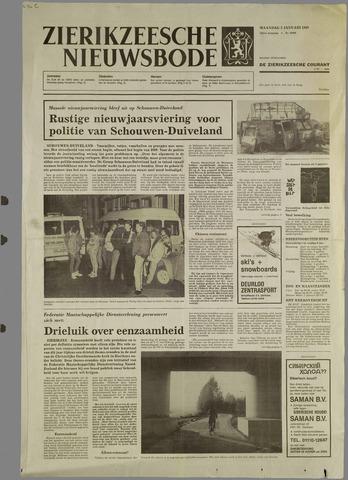 Zierikzeesche Nieuwsbode 1989