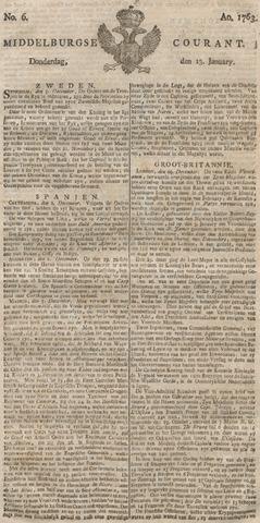 Middelburgsche Courant 1763-01-13