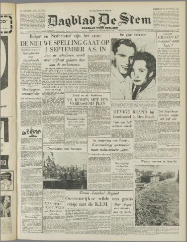 de Stem 1955-08-27