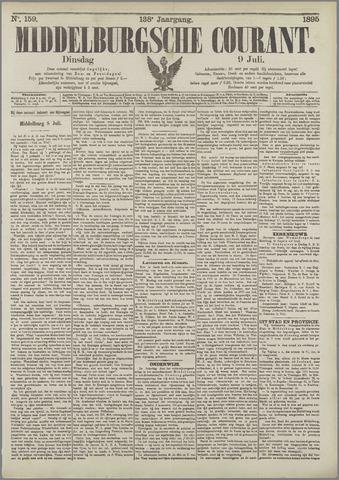 Middelburgsche Courant 1895-07-09