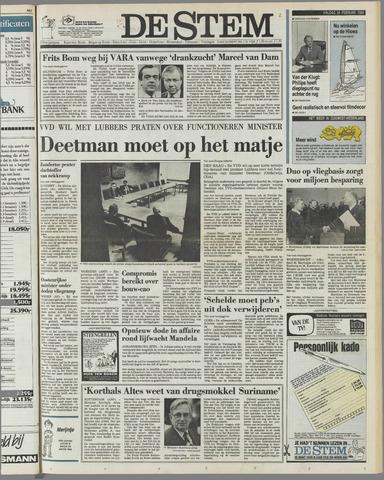 de Stem 1989-02-24