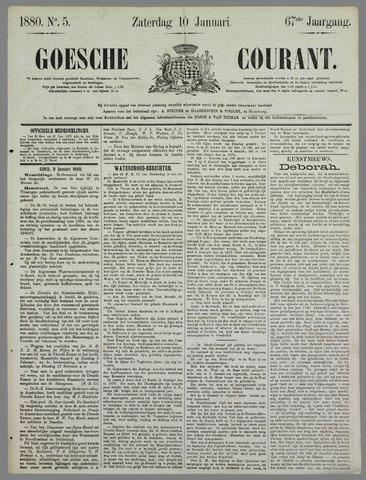 Goessche Courant 1880-01-10