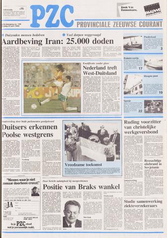 Provinciale Zeeuwse Courant 1990-06-22