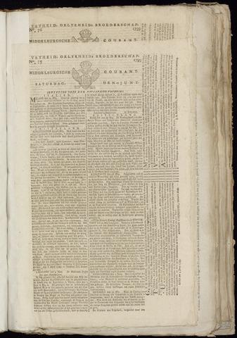 Middelburgsche Courant 1799-06-15