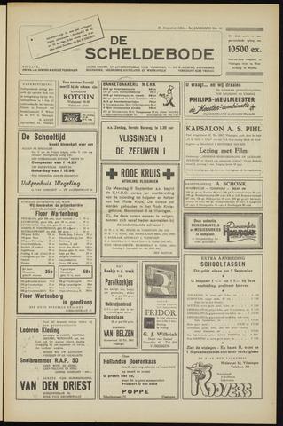 Scheldebode 1954-08-27