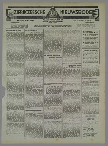 Zierikzeesche Nieuwsbode 1941-05-09