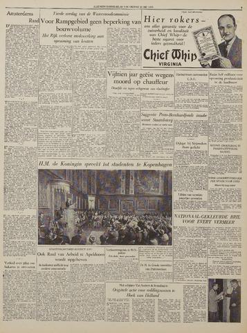 Watersnood documentatie 1953 - kranten 1953-05-22