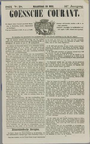 Goessche Courant 1864-05-23