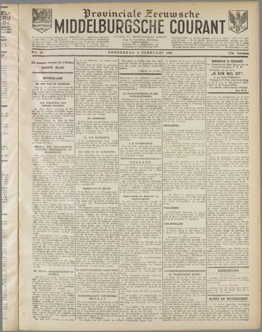 Middelburgsche Courant 1930-02-06