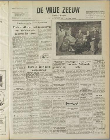 de Vrije Zeeuw 1958-03-03