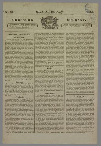 Goessche Courant 1845-06-26