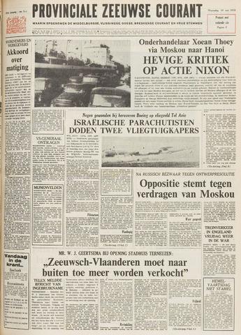Provinciale Zeeuwse Courant 1972-05-10