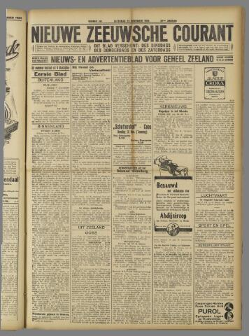 Nieuwe Zeeuwsche Courant 1924-11-22