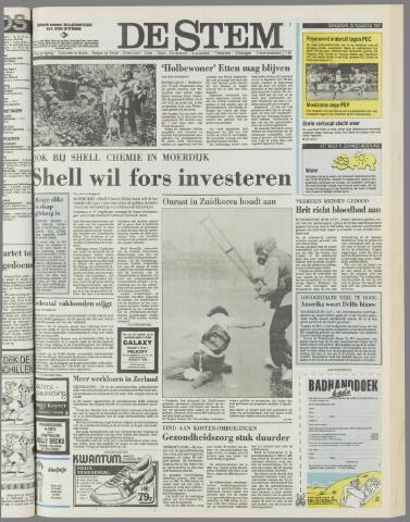 de Stem 1987-08-20