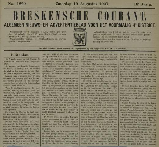 Breskensche Courant 1907-08-10