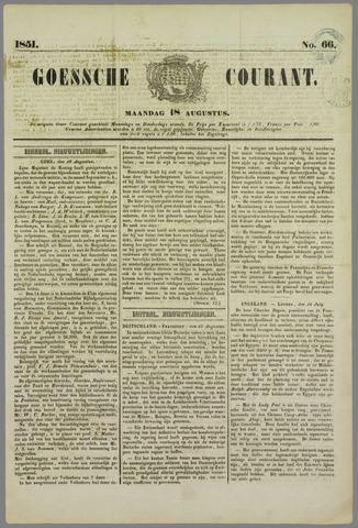 Goessche Courant 1851-08-18